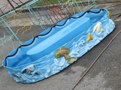 Bể câu cá có hệ thống điện