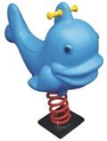 Thú nhún hình cá voi (nhập khẩu)