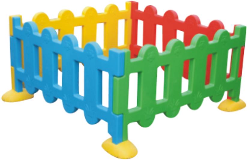 Hàng rào nhựa  4-007