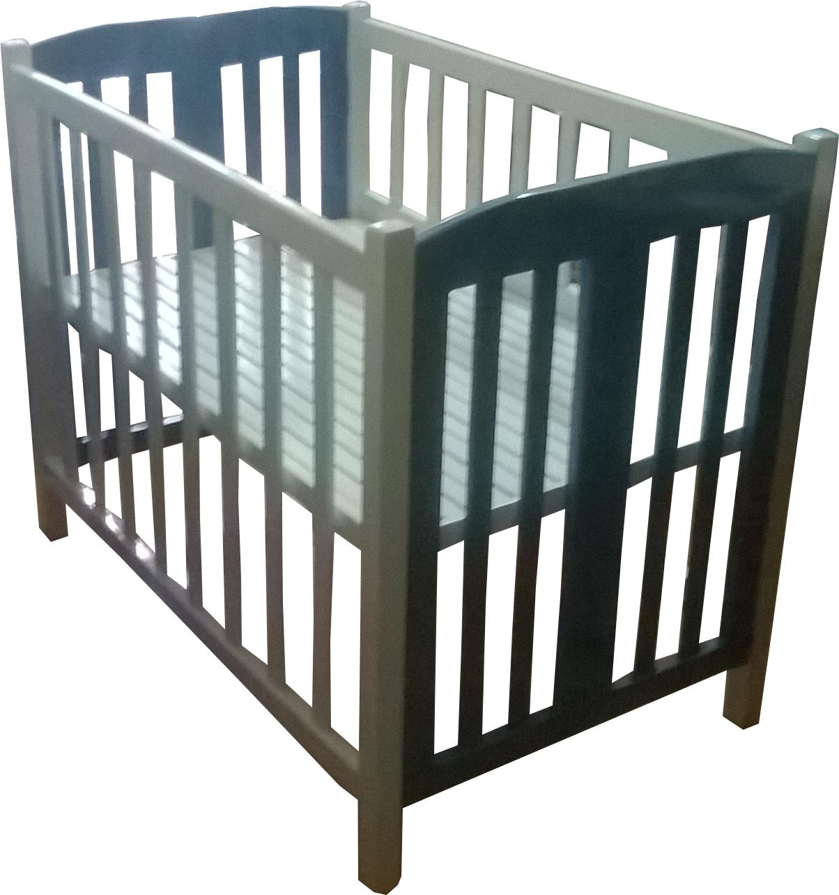 Giường cũi trẻ em 1m1