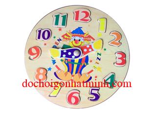 Đồng hồ chú hề học hình