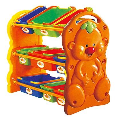 Giá đồ chơi hình gấu