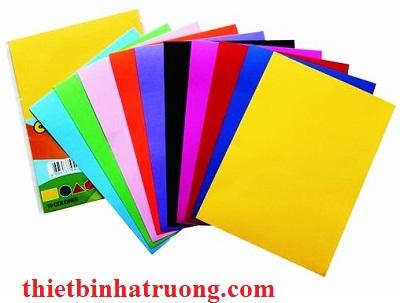 Bìa các màu