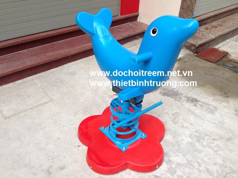 Thú nhún hình hải cẩu xanh
