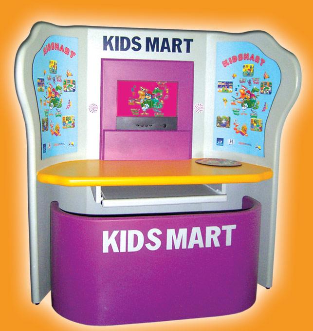 Bộ bàn ghế Kidsmart màu bạc