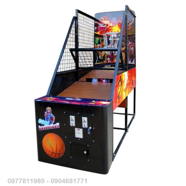 Ném bóng rổ loại thường