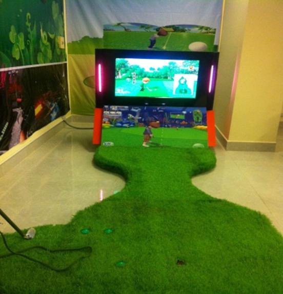 Máy game đánh golf