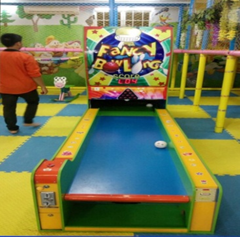 Máy game Bowling To