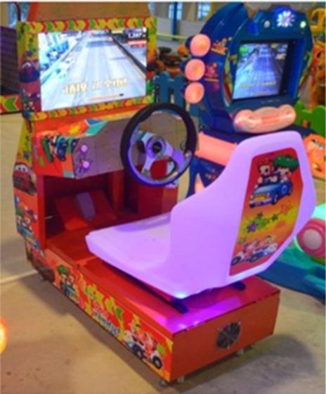Máy đua ô tô trẻ em