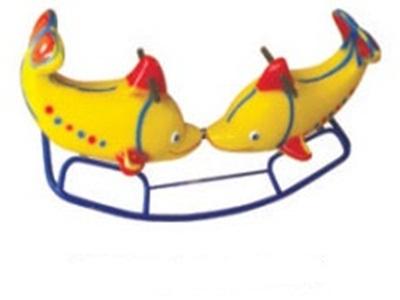 Bập bênh hai cá Heo
