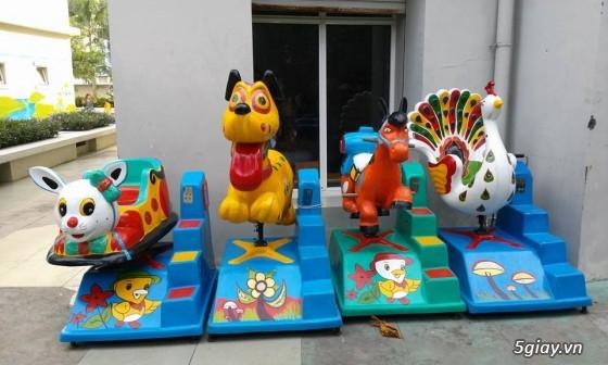 Nhún điện trẻ em các mẫu